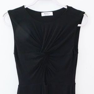 Bailey44 dress excellent condition knotted keyhole